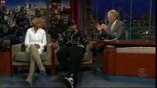 Jay-Z & Mary J Blige On David Letterman