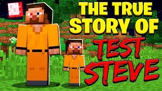 THE TRUTH ABOUT TEST STEVE! (Scary Survival EP69)