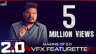 Video Making of 2.0 VFX Featurette | Rajinikanth, Akshay Kumar | Shankar | A.R. Rahman | Lyca Productions MP3, 3GP, MP4, WEBM, AVI, FLV September 2018
