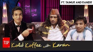 Video Koffee With Karan Spoof ft. Taimur and Ranbir | Bade Chote MP3, 3GP, MP4, WEBM, AVI, FLV Desember 2018