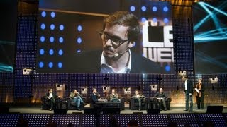 LeWeb Paris 2012 Startup Competition Finals, with Be-Bound, Qunb and Recommend - YouTube