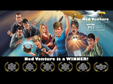 Ned Venture Official Trailer