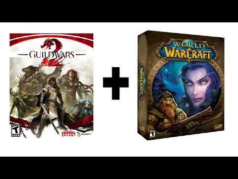 Guild Wars 2 vs wow - FANBOI ALERT! Not all is as it seems at first glance... Reddit: http://www.reddit.com/r/gaming/comments/1gs4m0/make_gw2_more_like_wow_the_video_changing_gw2/...