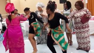 Ikwuano Umuahia association Iriji Festival inToronto
