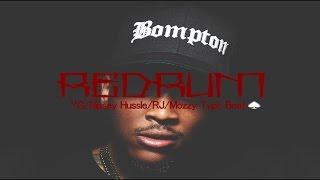 "YG || Nipsey Hussle || RJ || Mozzy Type Beat - ""RedRum"" [Prod. By AC3Beats]"