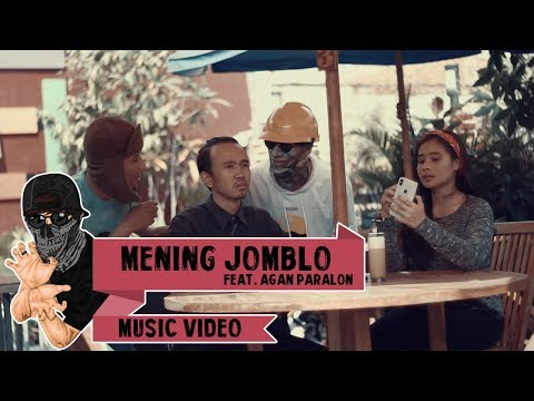 Asep Balon - Mening Jomblo (Feat. Agan Paralon) [Prod By. Aoi] (Official Music Video)