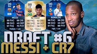 FIFA 16 DRAFT #6 | MESSI TOTY + RONALDO TOTY VERSUS NEYMAR !, neymar, neymar Barcelona,  Barcelona, chung ket cup c1, Barcelona juventus