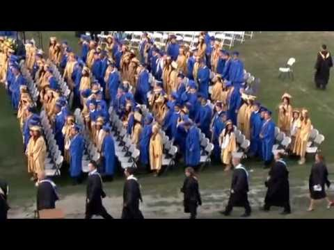 TJN Graduation at Bishop Amat Memorial High School 2013 Vol 1