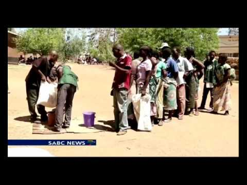 Millions of Africans suffer worst drought in history