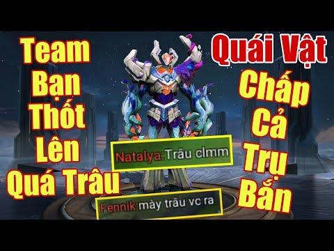 [Gcaothu] Quá Trâu là từ duy nhất cả team bạn thốt lên - Y'bneth cân cả trụ không ngán - Thời lượng: 16:01.