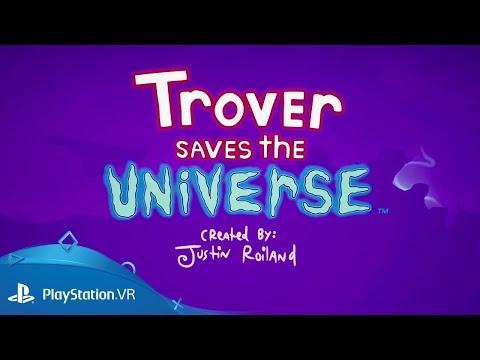 Trailer d'annonce de Trover Saves the Universe