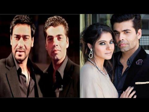 Ajay-Kajol & Karan's Relations Getting Worse  