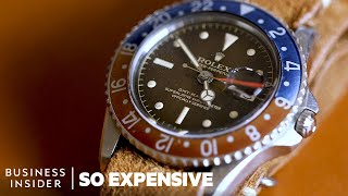 Video This Is Why Rolex Watches Are So Expensive MP3, 3GP, MP4, WEBM, AVI, FLV Juni 2018