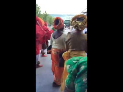 Ogiame Ikenwoli The Olu Of Warri Visit London