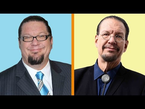 Penn Jillette Lost over 100 Lbs and Still Eats Whatever He
