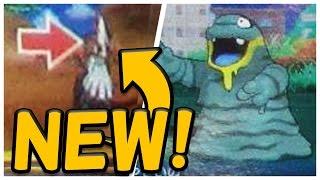NEW POKEMON and SCREENSHOTS!! - Pokémon Sun and Moon by Tyranitar Tube