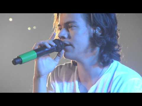 Where - Forgive my filming in the beginning. Harry stuck his tongue out at me and basically made my life.