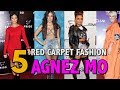 Gaya Agnez Mo di Red Carpet Acara Internasional