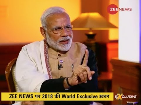 Watch an exclusive interview of PM Narendra Modi on the growing influence of India in the world.  Jan 19, 2018