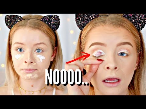 FULL FACE FIRST IMPRESSIONS.. FAIL   sophdoesnails