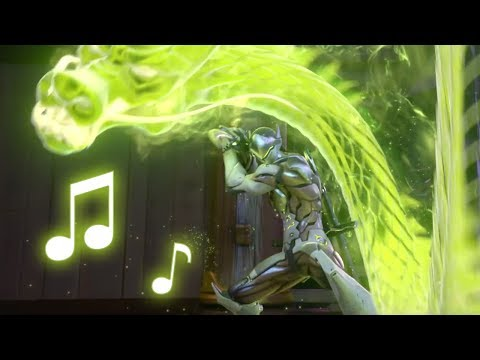 Genji Song - Dragonblade
