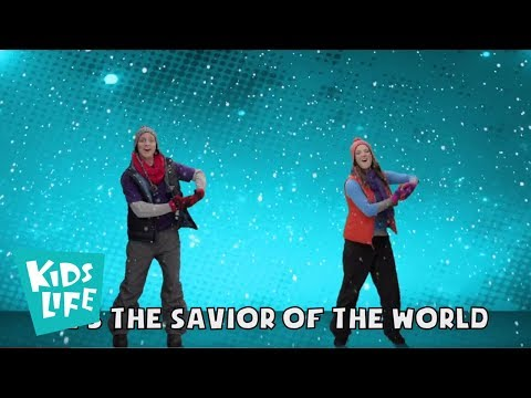Preschool Songs - Jesus Savior of the World, Preschool Christmas Music - Newspring Worship