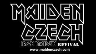 Video Maiden Czech UP THE IRONS