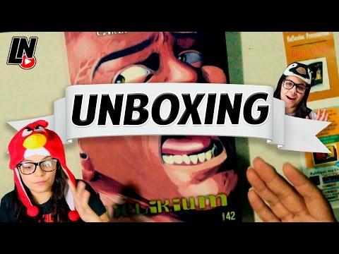 Delirium - Carlos Patricio | Unboxing