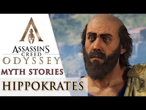 Hippocrates: Father Of Medicine - Myth Animation Ep. 7 | Greek Mythology In AC Odyssey