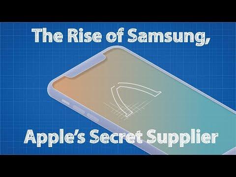 The Rise of Samsung, Apple's Secret Supplier (видео)