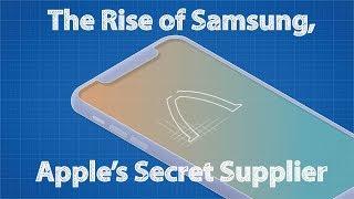Video The Rise of Samsung, Apple's Secret Supplier MP3, 3GP, MP4, WEBM, AVI, FLV November 2017