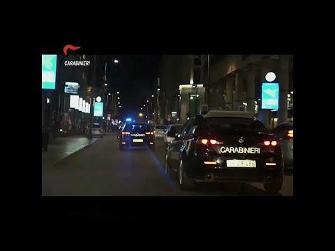 Ιταλία: Πελώρια επιχείρηση κατά της Ντραγκέτα- Πάνω από 330 συλλήψεις…