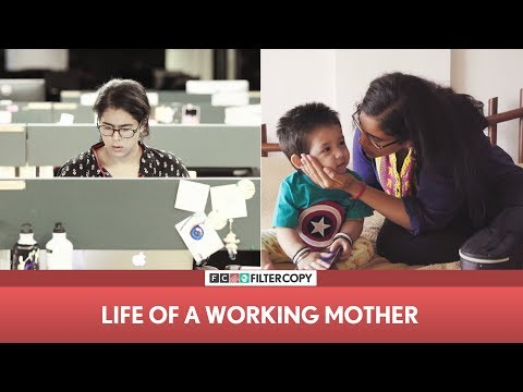 FilterCopy   Life Of A Working Mother   Mother's Day Special   Ft. Rytasha Rathore