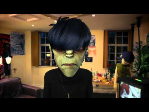 Gorillaz - Dressing Room (all in one)