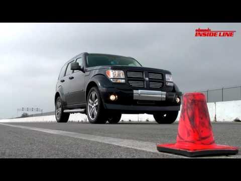 2011 Dodge Nitro Shock Track Video