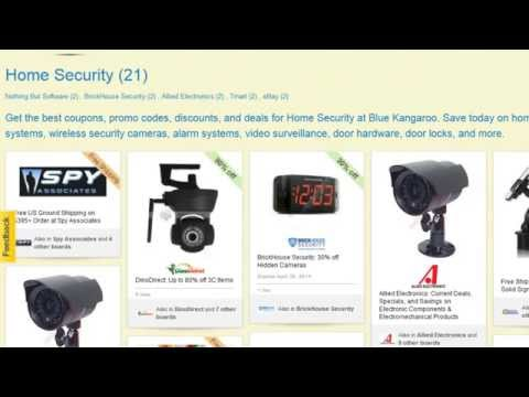 Cheap Home Security Systems | Wireless Security Cameras and Alarm Systems Deals