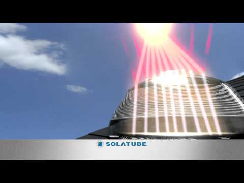 Solatube Skylights and Smart LED Lighting System