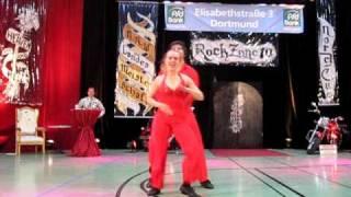 Melanie Franke & Tobias Bludau - Landesmeisterschaft NRW 2010