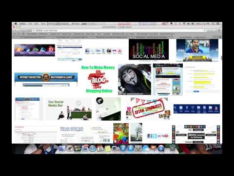 How to post your Empower Network Blogs Using Social Media Bar