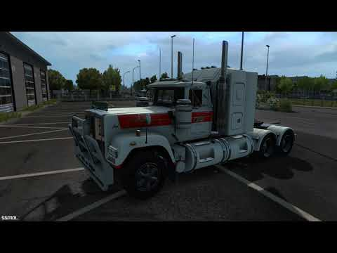 Mack Superliner v1.0 (TSA)  ATS 1.39.x