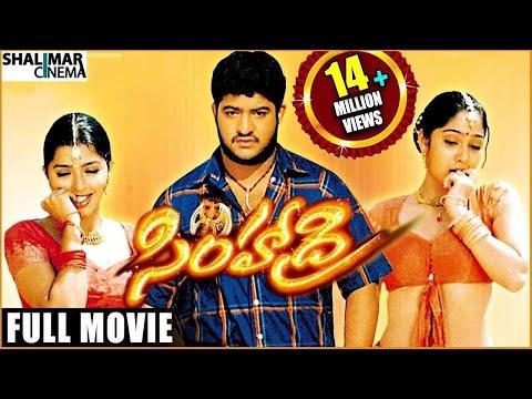 Simhadri Telugu Full Length Movie || NTR , Bhoomika Chawla , Ankhita