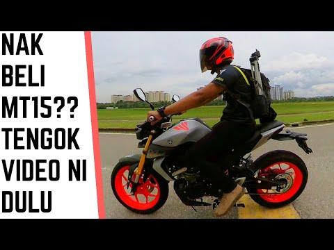 Nak Beli Yamaha MT15 ? Tengok Dulu Video Ni - Yamaha MT 15 Malaysia MT-15