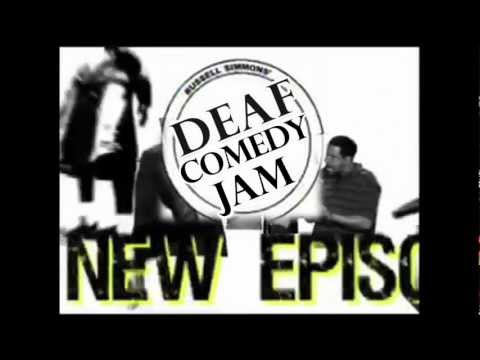 THE DEAF COMEDY JAM PARODY
