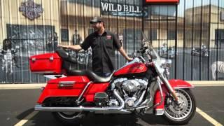 9. 2010 Harley Davidson Road King