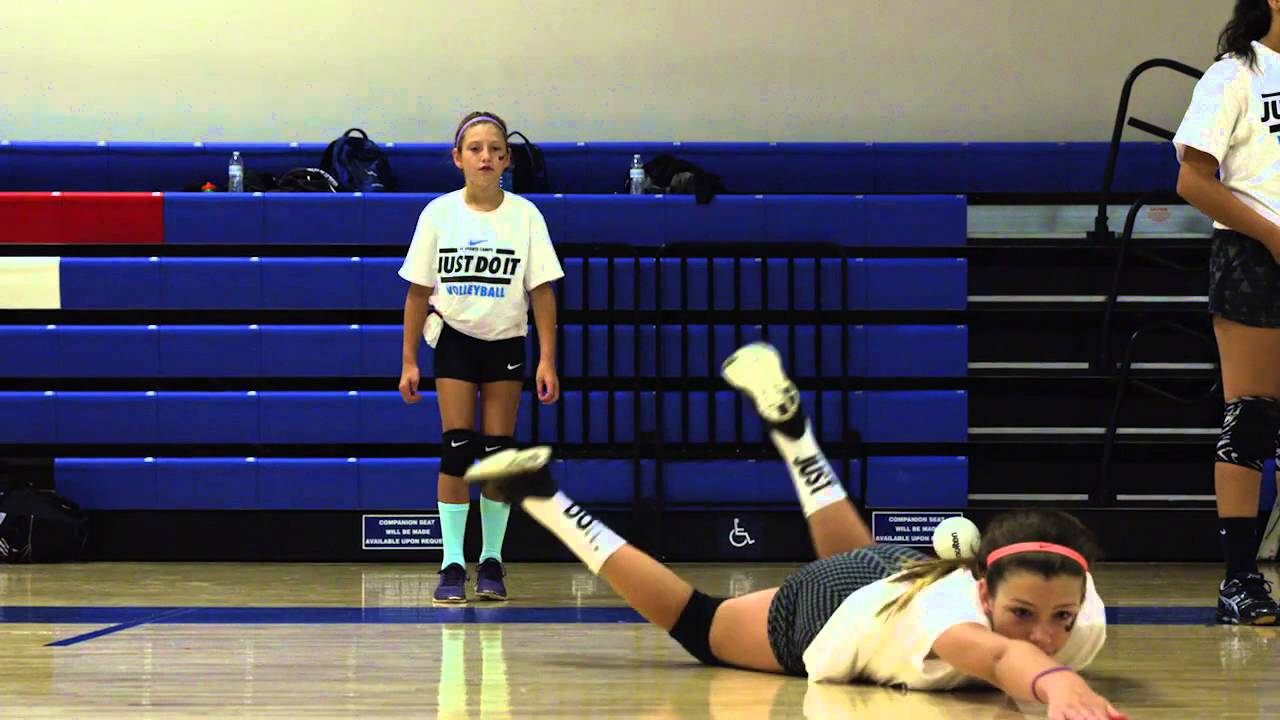 Nike Boys Volleyball Camps - Video