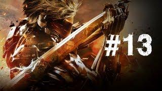 Metal Gear Rising Revengeance Gameplay Walkthrough Part 13 - Hostile Takeover - Mission 5