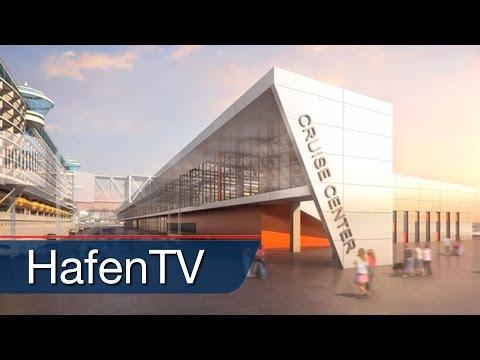 Der Hamburger Hafen – Zentrum der Kreuzfahrtschiffe