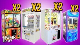 Video JUGANDO 8 Máquinas de Premios - MiniGames en el Mundo Real Ep 87 MP3, 3GP, MP4, WEBM, AVI, FLV September 2019