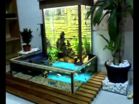Vortex estanque videos videos relacionados con vortex for Jardines con peceras
