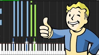 Main Theme - Fallout 4 [Piano Tutorial]